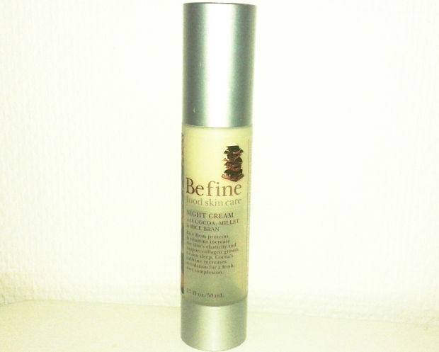 befine night cream
