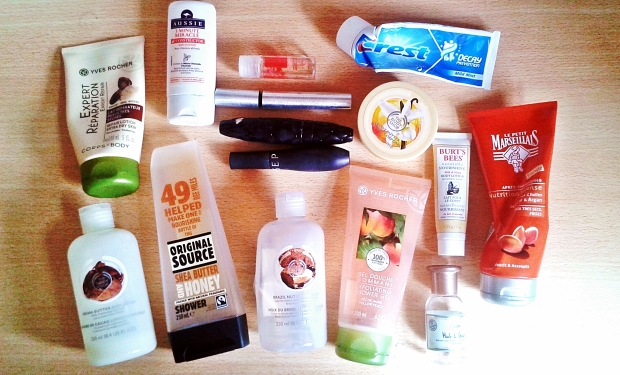 produits finis beauté juin 2015